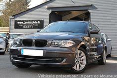 BMW SERIE 1 (E81) 118D 143 CONFORT 3P sur Lautomobile.fr