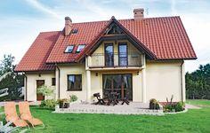 Ferienhäuser - Kolczewo - PPO702 Schönes und gemütliches Ferienhaus mit Seeblick auf einem abgeschirmten Grundstück in Kołczewo. Es ist modernen und praktisch ausgestattet. Im Garten steht Ihren Kindern ein Spielplatz zur Verfügung. In der Nähe gibt es viele Aktivitätsmöglichkeiten, z. B: einen Golfplatz oder einen Reiterhof.