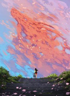 Remember, Chihiro... ( Spirited away) #fanart #ghibli #anatofinnstark