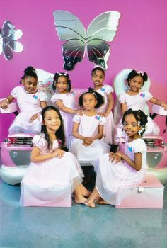 My Pretty Nail Studio, LLC, Lathrup Village, MI, is a kids spa