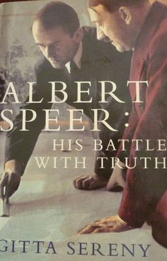 """Albert Speer was not only Hitler's architect and armaments minister, but the Fuhrer's closest friend--his """"unhappy love."""" Speer was one of the few defendants at the Nuremberg Trials to take responsibility for Nazi war crimes, even as he denied knowledge of the Holocaust. Now this enigma of a man is unveiled in a monumental biography by a writer who came to know Speer intim         ...more"""