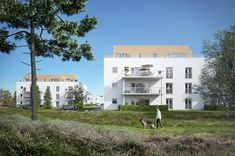 Galleri - Falk-Rønne & Kierkegaard A/S Mansions, House Styles, Home Decor, Decoration Home, Manor Houses, Room Decor, Villas, Mansion, Home Interior Design
