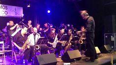 Big Band Dubaduban en La Carpa del Ternasco de Aragón #carpaTA PrePilar Ternasco Folk