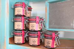 Jams from Tigidou on the Ile d'Orleans are now available in Dr. Perini's boutique!