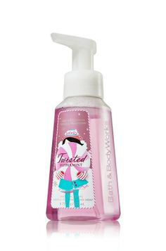 Twisted Peppermint Gentle Foaming Hand Soap - Anti-Bacterial - Bath & Body Works
