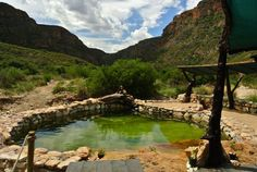 Self-catering accommodation and campsite in the Baviaanskloof Mountains, Eastern Cape, South Africa Outdoor Cooking, Outdoor Entertaining, Self Catering Cottages, Zimbabwe, Pilgrim, Campsite, Road Trips, Campers, Wilderness