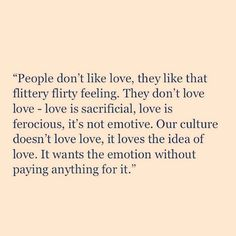What i got..thatslove..a lot like suiside..being murdered slowly..buy love yes..even if one sided now..