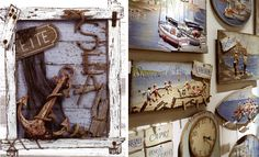 .: WOODHOUSE eShop :. Capri, Nautical Theme, Hand Painted, France, Interiors, Collections, Painting, Furniture, Home Decor