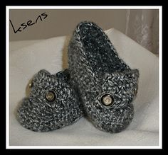 Come, see, chrochet: Lavander Slippers/City Shoes - free crochet pattern