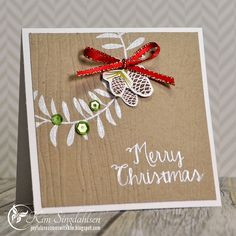 Wednesday, October 2, 2013 Avery Elle: Winter Wreath Gift Cards | mini cards, 3x3 | http://www.averyelle.com/winter-wreath-clear-stamps/ with SVG and PDF cut files