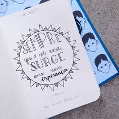 "Day 48: Every time the sun rises, a new hope begins.  48/365 .  Ilustrando o livro ""365 Dias Extraordinários"" em 365 dias #365diasdehandlettering  #365days #365diasextraordinarios #365daysofwonder #2015challenge #desafio2015 #ciceropapelaria #intrinseca #365daysproject #preceitos #precepts #typespire #goodtype #thedailytype #thedesigntip #handlettering #lettering #type #typeveryday #handmadefont #typoholic #ilovetypography #vsco #vscocam #quotes #design #instaquotes #frases #trechosdelivro…"