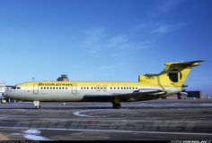 Hawker Siddeley HS-121 Trident 1E aircraft picture