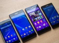 Xperia Z, Z1 ve Z1 Compact için Android 5.1 güncellemesi