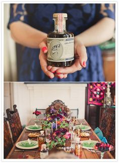 French foodies unite! Absinthe and charcuterie for this fun bridal shower. Styling and design by Rebekah Carey McNall of @aandbcreative photography by @delbarr moradi