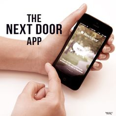 The Nextdoor App