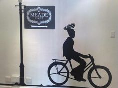 At Meade Cafe George we combine the old and the new, with a touch of vintage and whimsy, and lots of passion