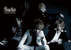Sadie Visual Kei, Sadie, Songs, Explore, Movie Posters, Image, Fictional Characters, Rock, Band