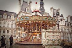 Carrousel La Belle Epoque // Paris