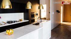Silestone bianco river - kitchen benchtop