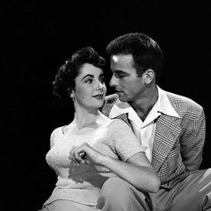 "6 years ago today on March 23, 2011, the world lost legendary actress Elizabeth Taylor at the age of 79. She is pictured here with her ""Place in the Sun"" costar, Montgomery Clift at Paramount Studios in 1950. (Peter Stackpole—The LIFE Picture Collection/Getty Images) #LIFElegends #ElizabethTaylor #tbt"