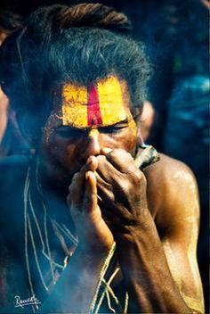 Sadhu Smoking Ganja (by Ramesh Adhikari) Mahakal Shiva, Shiva Art, Krishna, Lord Shiva Hd Images, Shiva Lord Wallpapers, Smoking Weed, Ganja, Belle Photo, Portrait Photography