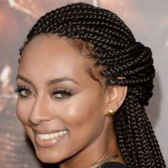 Box Braids For The Naturals. #boxbraids #hair #braids #braid #naturalhair #blackhair #blackbeauty #black #african #melanin #hairstyle #hairstylist #hairstyles #teamnatural #natural #beautiful #protectivestyle #kinkycurly #curls #curly #curl #hairextensions #curlyhair #nappyhair #hairextension