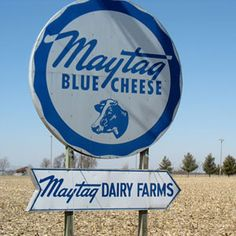 Pit Stop: Maytag Dairy Farms, 2282 E 8th Street North, Newton, IA, (641) 792-1540 If you're a cheese lover riding along Interstate 80, Maytag Dairy Farms is a must stop. Located about 60 miles from Iowa State University, the dairy has been making its celebrated Maytag Blue Cheese since 1941 using the University's method of hand crafting small-batch cheese from sweet cow's milk. Road Tip: Just about 20 miles away in Sully, you can fill up on homestyle cooking at Coffee Cup Cafe.