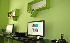 21 Beautiful Designer Workspaces