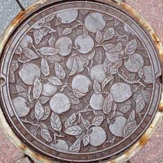 Manhole Covers From Around the World ~ Now That's Nifty