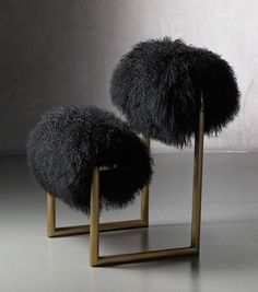 Set of Six Chairs by Nanda Vigo, 1971 | From a unique collection of antique and modern chairs at https://www.1stdibs.com/furniture/seating/chairs/