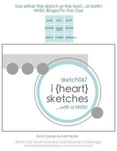 I heart sketches