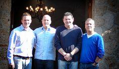 with Scott Lindsay & Dan Carey