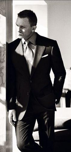 Daniel Craig Daniel Craig Suit, Daniel Craig Style, Daniel Craig James Bond,  Rachel 8de0f9e26356