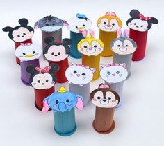 Tsum Tsum Party: Candy Tubes