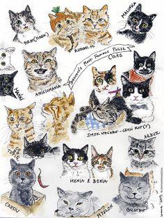 Famous Polish Cats