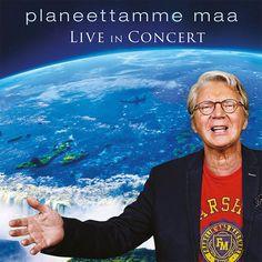 BBC:n palkittuun dokumenttisarjaan pohjautuva Planeettamme Maa – Live in Concert saapuu 1. maaliskuuta Helsinkiin Hartwall Arenalle ja seuraavana iltana Turkuun HK Areenalle. Ensimmäistä kertaa Suomessa nähtävä spektaakkeli sisältää Planeettamme Maa -tv-sarjan vaikuttavimpia kohtauksia jättiscreeniltä 80-henkisen sinfoniaorkesterin säestämänä. Illan isäntänä toimii näyttelijä ja Luontoilta-ohjelman juontaja Pirkka-Pekka Petelius.