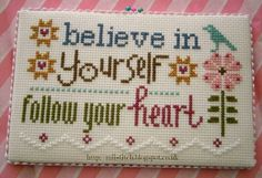 Believe In Yourself - Lizzie Kate Freebie More