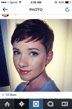 This is the pixie cut I want