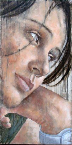 """""""l'attesa"""" by Lucia Coghetto"""