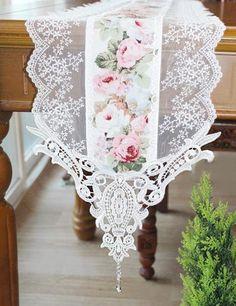 Free Shipping Handmade Wedding Flower Tableware by Cozymomdeco