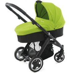 Babystyle Oyster 3 in 1 Pram Lime