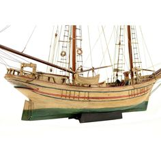 Scale Model of a Turkish Ship   From a unique collection of antique and modern…