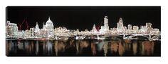 Pintor Paul Kenton - City reflections