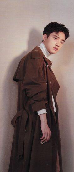 I don't know who the heck styled him but it's a no from me lol Kaisoo, Kyungsoo, Chanyeol, Exo 2014, Ko Ko Bop, Exo Korean, Xiuchen, Kim Minseok, Exo Do