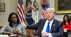 """The White House had a pretty shady response to Omarosa Manigault's remarks about working for President Donald Trump's administration. On Thursday, CBS released a clip from tonight'sCelebrity Big Brother episode in which Manigault — who left her job at the White House in January — said she tried to stop Trump from tweeting, but failed because everyone around him """"attacked"""" her. Shortly after the clip made the rounds on the internet, White House deputy press secretary Raj Shah told reporters…"""