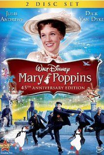 Mary Poppins (1964)-In every job that must be done, there is an element of fun. You find the fun, and - SNAP - the job's a game!