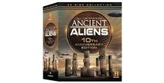 """DVD Review: """"Ancient Aliens: 10th Anniversary Edition Gift Set"""""""