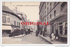 Rue Maurice Thorez (rue du chemein de fer)
