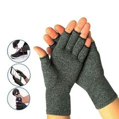 Shop - PremiumFluMasks Arthritis Gloves, Protective Gloves, Cycling Gloves, Spandex Material, Aliexpress, Pain Relief, A Team, Unisex, Carpal Tunnel