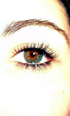 Evelyn Twohig's eye :)